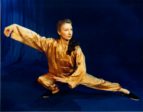 Valerie Houston Peel Tai Chi Temple Knights