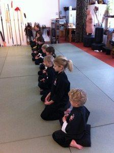 Kids Kund Fu Muskoka