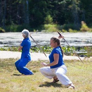Temple Knights Kung Fu Camp