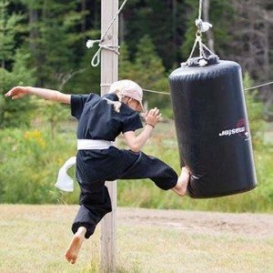 kung fu kids camp