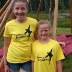 kids kungfu camp muskoka