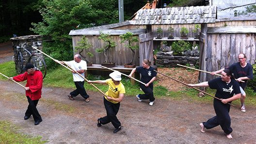 Muskoka Martial Arts Staff