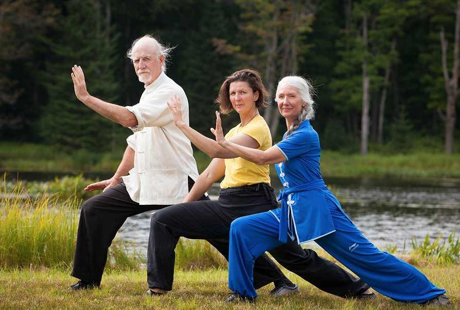 Power Tai Chi for Self Defense Muskoka
