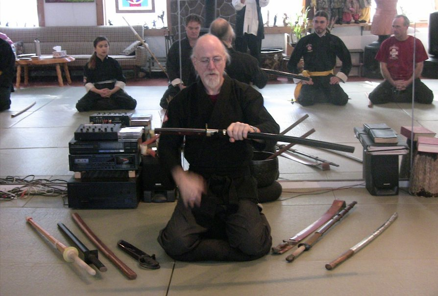 Sword Martial Arts Muskoka
