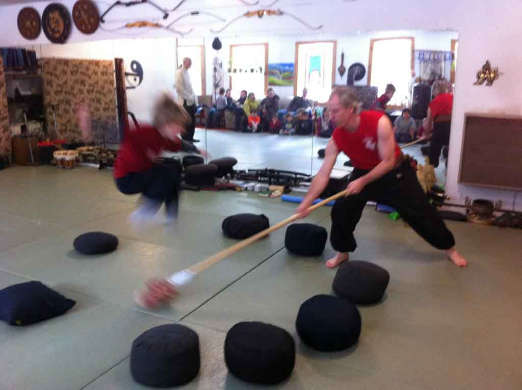 muskoka kung fu for kids camp